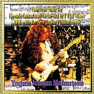 Concerto Suite For Electric Guitar And Orchestra In E Flat Minor Live With The