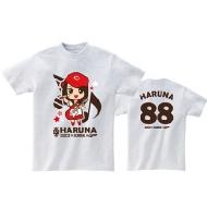 HARUNA Tシャツ[L] / SOUND MARINA 2013×SCANDAL×CARP コラボグッズ