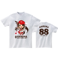 HARUNA Tシャツ[XL] / SOUND MARINA 2013×SCANDAL×CARP コラボグッズ