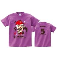 MAMI Tシャツ[S] / SOUND MARINA 2013×SCANDAL×CARP コラボグッズ