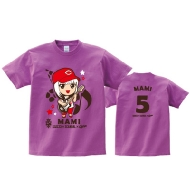 MAMI Tシャツ[XL] / SOUND MARINA 2013×SCANDAL×CARP コラボグッズ