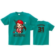 TOMOMI Tシャツ[XL] / SOUND MARINA 2013×SCANDAL×CARP コラボグッズ