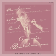 ハイドン:チェロ協奏曲第2番、ボッケリーニ:チェロ協奏曲第9番、バッハ:無伴奏チェロ組曲第6番 バルドヴィーノ、プレヴィターリ&プロ・アルテ管