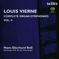 オルガン交響曲全集第2集 ハンス=エーベルハルト・ロス