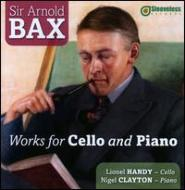 Works For Cello & Piano: Handy(Vc)Clayton(P)