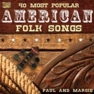 40 Most Popular American Folk Songs