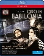 ローチケHMVロッシーニ(1792-1868)/Ciro In Babilonia: Livermore Crutchfield / Teatro Comunale Di Bologna Podles Pratt