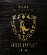 "w-inds.Live Tour 2009 ""Sweet Fantasy"" in Hong Kong (Blu-ray)"