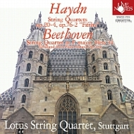 String Quartet, 34, 76, : Lotus Sq +beethoven: String Quartet Hess, 34,