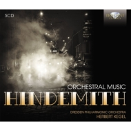 交響曲、管弦楽作品集 ケーゲル&ドレスデン・フィル、ライプツィヒ放送響、スイトナー&シュターツカペレ・ドレスデン、他(5CD)