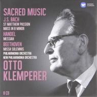 クレンペラー/宗教音楽集(8CD)