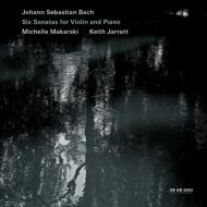 ヴァイオリン・ソナタ集 ミシェル・マカースキー、キース・ジャレット(2CD)