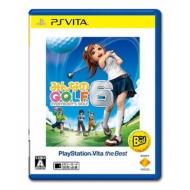 Game Soft (PlayStation Vita)/みんなのgolf 6 Playstation Vita The Best