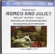 Romeo & Juliet Suite, 1, 2, : Skrowaczewski / Minneapolis So