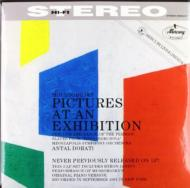 Pictures At An Exhibition: Dorati / Minneapolis O +piano Version: Byron Janis (2枚組/180グラム重量盤レコード/Speakers Corner)