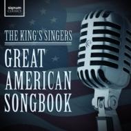 『グレート・アメリカン・ソングブック』 キングズ・シンガーズ、ファーマン&南ユラン響(2CD)