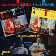 Brazilliance Of Laurindo Almeida And Bud Shank Volumes 1 & 2