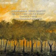 弦楽四重奏曲第5番、第6番、弦楽四重奏曲へ短調 ステンハンマル四重奏団