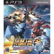 Game Soft (PlayStation 3)/スーパーロボット大戦og Infinite Battle
