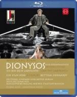 歌劇『ディオニソス』全曲 オーディ演出、メッツマッハー&ベルリン・ドイツ響、クレンツル、エルトマン、他(2010 ステレオ)