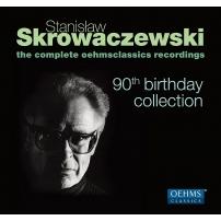 スタニスラフ・スクロヴァチェフスキ エームス・クラシックス全録音集(28CD)