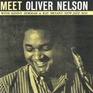 Meet Oliver Nelson