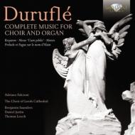 合唱曲全集、オルガン曲全集 リーチ&リーズ大聖堂合唱団、ファルチオーニ、他(2CD)