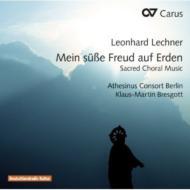 Sacred Choral Music: Bresgott / Athesinus Consort Berlin