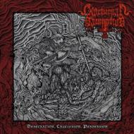 Nocturnal Damnation/Desecration Crucifixion Perversion