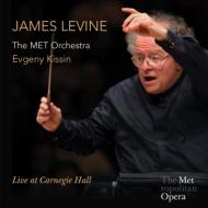 シューベルト:交響曲第9番『グレート』、ベートーヴェン:ピアノ協奏曲第4番、他 レヴァイン&メトロポリタン管、キーシン(2013)(2CD)