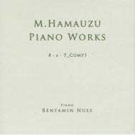 Masashi Hamauzu Piano Works Delta Epsilon T_Comp1
