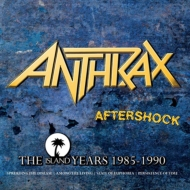 Aftershock: Island Years 1985-1990