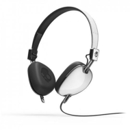 HMV&BOOKS onlineHEADPHONES/(Sale)navigator White: Black / Skullcandy