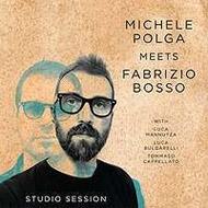 Michele Polga Meets Fabrizio Bosso: Studio Session