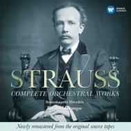Orchestral Works : R.Kempe / Staatskapelle Dresden (9CD)
