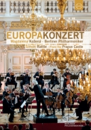 Europe Concert 2013 -Beethoven Symphony No.6, Vaughan-Williams Tallis Fantasia, Dvorak Biblical Songs : Rattle / Berlin Philharmonic, kozena