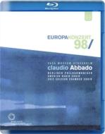 ヴェルディ: 聖歌四篇、ドビュッシー: 夜想曲、チャイコフスキー: テンペスト、他 アバド&ベルリン・フィル(ヨーロッパ・コンサート1998)