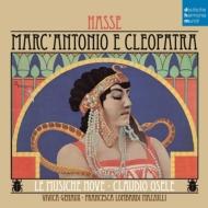 『マルカントニオとクレオパトラ』全曲 オゼーレ&レ・ムジケ・ノーヴェ、ジュノー、マッズッリ(2012 ステレオ)(2CD)