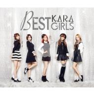 BEST GIRLS【初回盤A】(2CD+2DVD+フォトカード)
