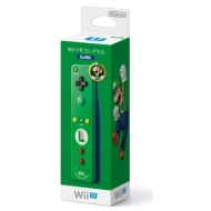 Game Accessory (Wii)/Wiiリモコンプラス ルイージ