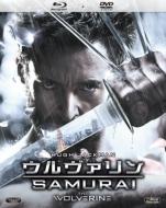 ウルヴァリン:SAMURAI 2枚組ブルーレイ&DVD〔初回生産限定〕