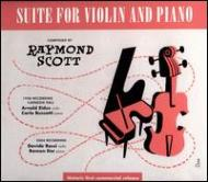 Suite For Violin & Piano