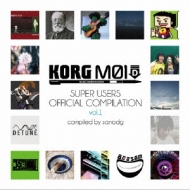 KORG M01D Super Users Official Compilation vol.1