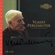 Vlado Perlemuter The Nimbus Recordings