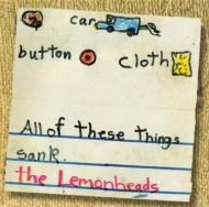 Car Button Cloth (Deluxe)