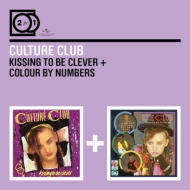 2 For 1: Kissing To Be Clever / Colour By Numbers