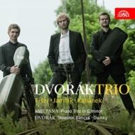 ドヴォルザーク:ピアノ三重奏曲第4番『ドゥムキー』、スラヴ舞曲集、スメタナ:ピアノ三重奏曲 ドヴォルザーク・トリオ