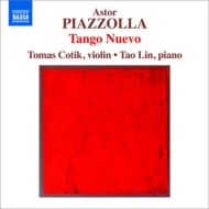 タンゴ・ヌエボ〜ヴァイオリンとピアノのための編曲集 コーティク、リン・タオ
