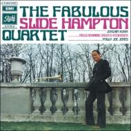 Fabulous Slide Hampton Quartet (180g)
