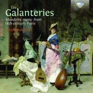 18世紀パリのマンドリンのための作品集 アルテマンドリン